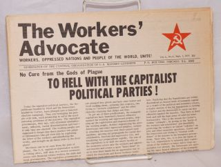 The Workers' Advocate: Vol. 6 no. 6 (Sept. 1, 1976). Central Organization of US Marxist-Leninists