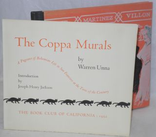 The Coppa murals: a pageant of Bohemian life in San Francisco at the turn of the century