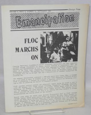 Emancipation: Vol. 6, issue 9, No. 51 (September 1983