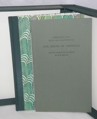 Audubon's great national work: the Royal Octavo edition of Birds of America