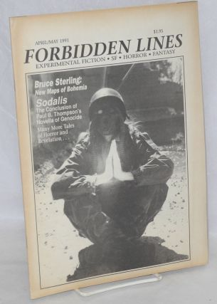 Forbidden lines. Experimental fiction, SF, Horror, Fantasy. April/May 1991