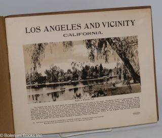 Los Angeles and Vicinity, California