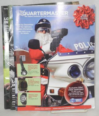 Quartermaster Uniform Manufacturing Company, the expert resource for law enforcement professionals; six issues
