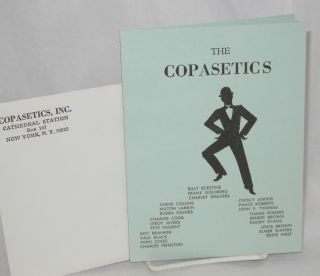 The Copasetics [publicity card]. Billy Eckstine, Charley Shavers, Frank Goldberg