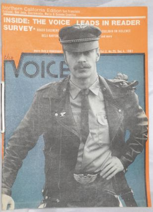 The Voice: more than a newspaper; vol. 3, #25, December 4, 1981; The Northern edition. Paul D....