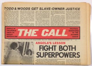 The Call / El Clarín. Vol. 4 no. 6 (March, 1976