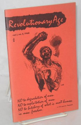 Revolutionary Age vol. 1, no. 2. Freedom Socialist Party