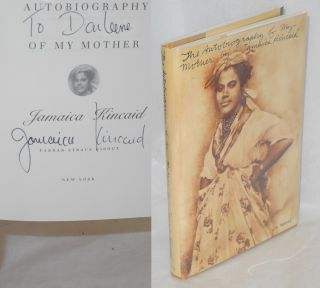 The autobiography of my mother. Jamaica Kincaid