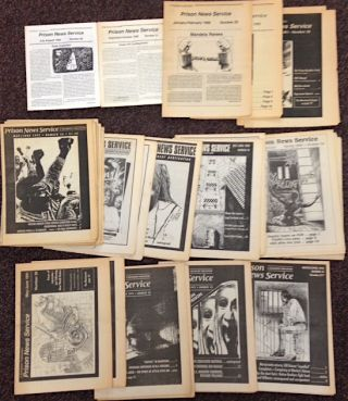Prison news service: a Bulldozer publication [33 issues] (Summer 1985