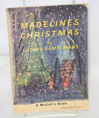 Madeline's Christmas: a McCall's Book. Ludwig Bemelmans