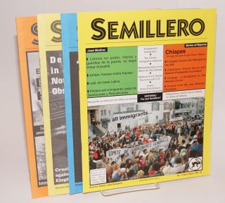 Semillero: information and analysis; nos. 1-4 /Abril-Mayo 1994 - Febrero-Marzo 1995 [first 4...