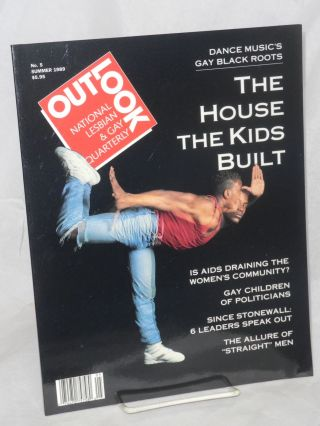 Out/look: national lesbian & gay quarterly vol. 2, #1 whole #5 Summer 1989. Debra Chasnoff,...