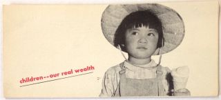 Children - Our real wealth. For American youth: Resolutions on education and welfare adopted by...