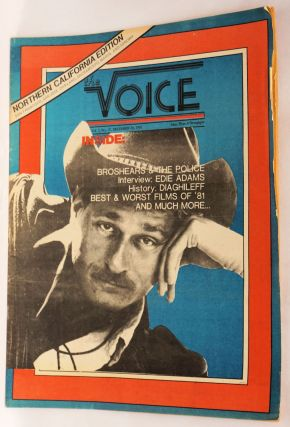 The Voice: more than a newspaper; vol. 3, #27, December 3, 1981 Northern California Edition. Paul...
