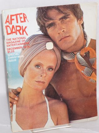 After Dark: the national magazine of entertainment vol. 7, #8, December 1974: Special Christmas...