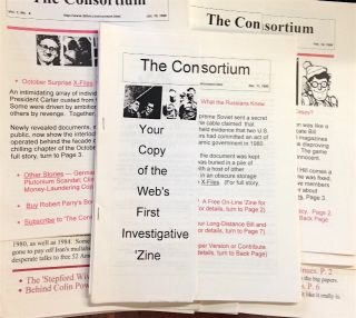 The Consortium for Independent Journalism [29 issues