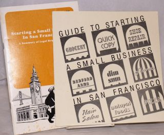 Guide to starting a small business in San Francisco