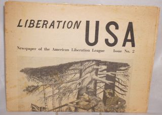 Liberation USA. Issue no. 2. American Liberation League