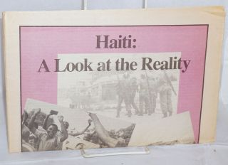 Haiti, a look at the reality. Steve Brescia