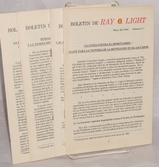 Boletin de Ray O. Light (4 issues)