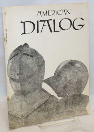American Dialog: July-August 1964, vol. 1, number 1. Joseph North, ed