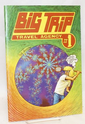 Big Trip Travel Agency #1. Pete Loveday