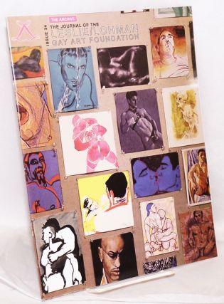 The Archive: the journal of The Leslie/Lohman Gay Art Foundation; #34. Jay Boda, Douglas Blair...