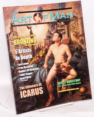 The Art of Man: fine art of the male form vol. 7, (vol. 1 #7) Winter 2011 [seventh edition]. E....