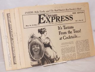 Chicago Express [five issues, 1973-74]