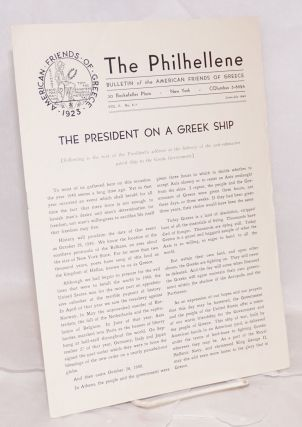 The Philhellene. Vol. 2 no. 6/7 (June/July 1943)