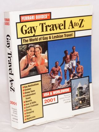 Ferrari Guides Gay Travel A to Z: 20th edition