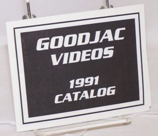 Goodjac Videos 1991 catalog. Goodjac Videos