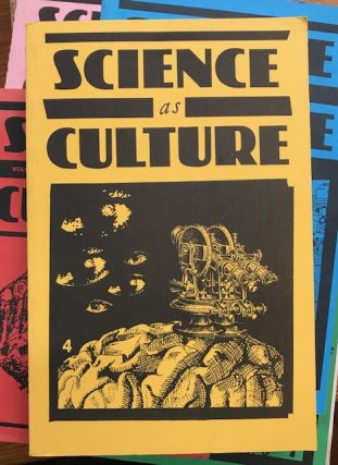 Science as Culture [nine issues of the journal