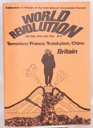 World Revolution, No. 11 (April 1977) Publication in Britain of the International Communist Current