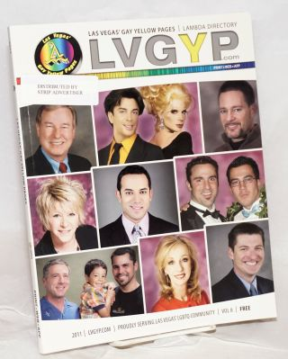 LVGYP: Las Vegas Gay Yellow Pages/Lambda directory; vol 8, 2011