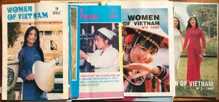 Women of Vietnam [29 issues
