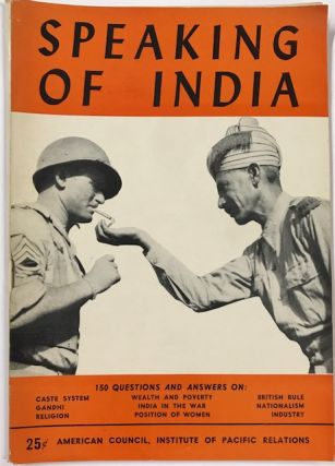 Speaking of India: 150 questions and answers...