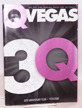QVegas: May 2008: 30th anniversary issue