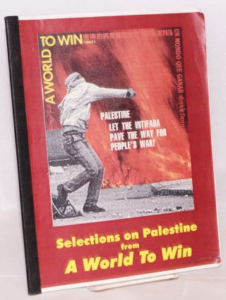 Selections on Palestine from A World to Win