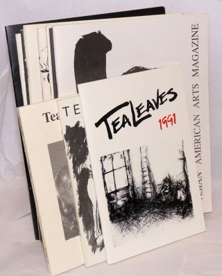 Tea Leaves: An Asian American Arts Magazine [eleven issues