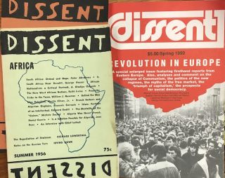 Dissent [81 issues]