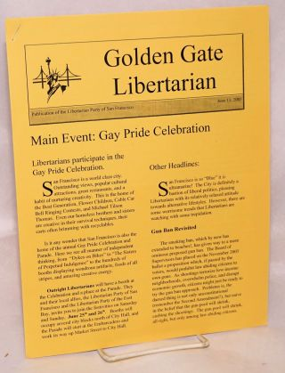Golden Gate Libertarian. June 11, 2005