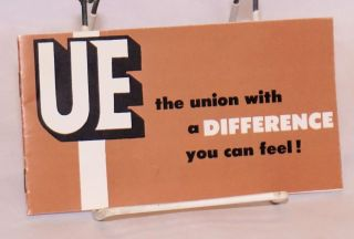 UE: The union with a difference you can feel!