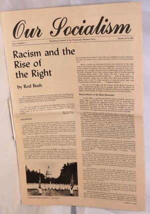 Our Socialism. Vol. 3, no. 2 (January 16-31, 1982