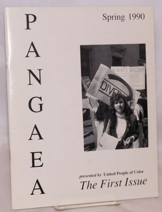 Pangaea. The first issue