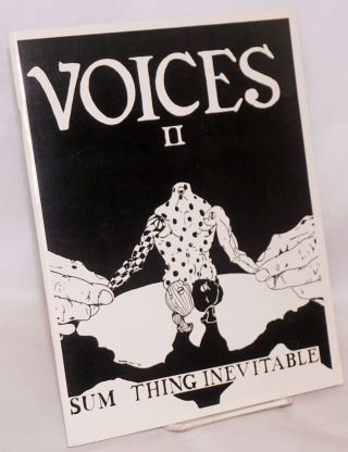 Voices II: Sum thing inevitable. An anthology of writings by people of mixed descent