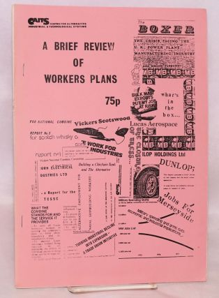 A brief review of workers plans