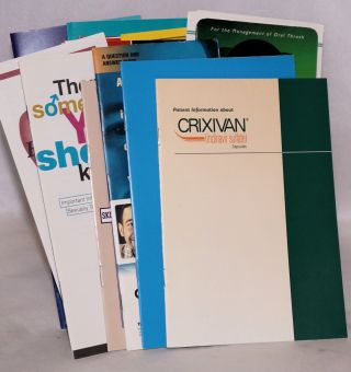HIV/AIDS/STD brochures and booklets [22