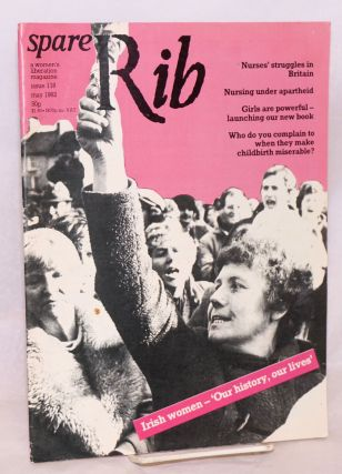Spare Rib: a women's liberation magazine; #118, May, 1982