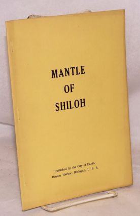 Mantle of Shiloh. The Beautiful Mantle of Shiloh Immanuel. Francis Thorpe